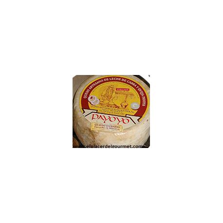 Payoyo cheese cured sheep goat mixture to rosemary 2 k.