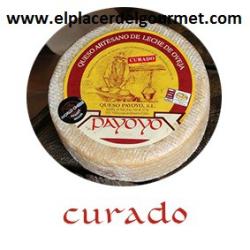 Payoyo cheese cured sheep 2k.