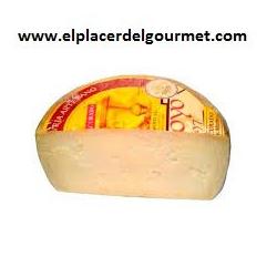 Queso Payoyo semicurado Cabra (medio queso) 1,200 gr.