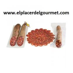 1. Iberische Chorizo Mittelstück Vakuum Julian Ramos Guijuelo Salamanca 500 gr.
