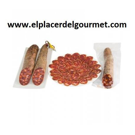 Chorizo ibérique 1k de fer à cheval.