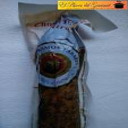 1c Iberian acorn chorizo sausage.