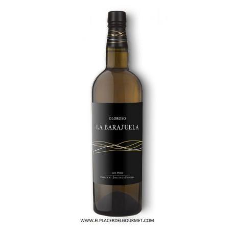 DO Jerez-Xéres-Sherry vino Fino la Barajuela 75 cl. p.v.p. 28 euros