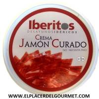 iberitos cured ham cream 25g single dose 40 servings
