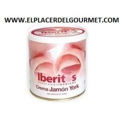 iberitos crema de jamon york  700 gramos
