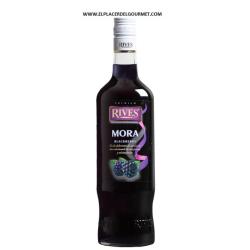 Blackberry liqueur RIVES 70 cl