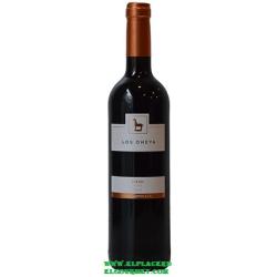 vino tinto viña Cumbrero crianza 75 cl. rioja