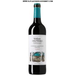Vin rouge quatre étapes de vieillissement 75 cl. El Bierzo