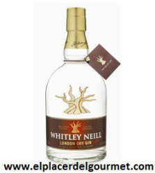 Gin whitley neill london dry gin 70 cl.