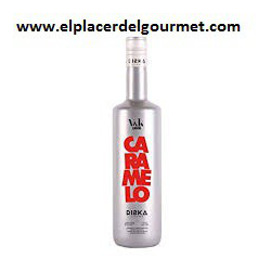 VODKA CARAMELO LONDON 70CL.