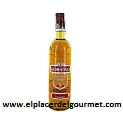 vodka caramelo rives 70 cl.