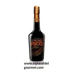 licor cacao Pico 70 cl.