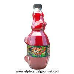 VODKA BEREMOT strawerry 70 cl.