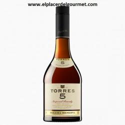 Brandy veragua reserva sherry BOT. 70CL.