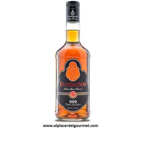 Brandy de Jerez Gran Reserva Fundador Imperial 70 cl.