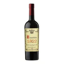 Amontillado caves à vin de xérès Argueso 70cl.