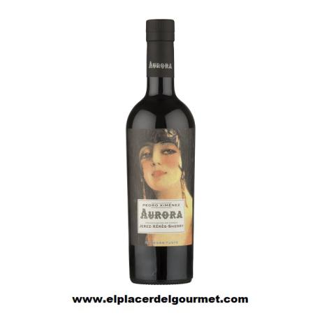 AURORA Pedro Ximénez, jerez, sherry Bodegas Yuste