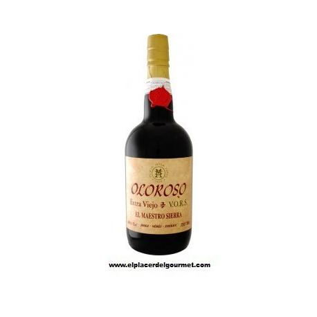 EXTRA ALTER Sherry Wein OLOROSO 1/7 vor