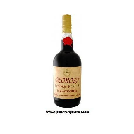 Wine sherry EXTRA OLD OLD 1/7 vors