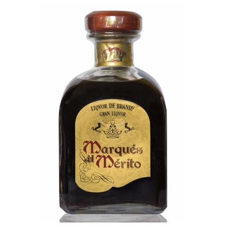 """Sherry  Brandy """"Conde de los Andes"""" BOT. 70 CL."""