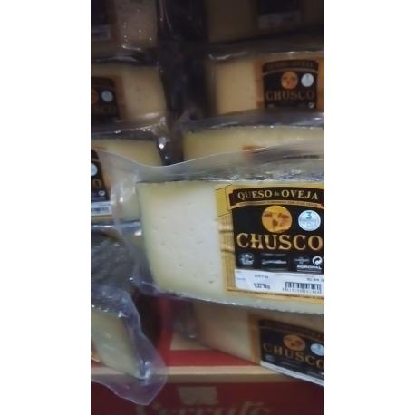 zamorano cheese O.D. Cured Sheep shepherd piece 3 kilos. 31 euros