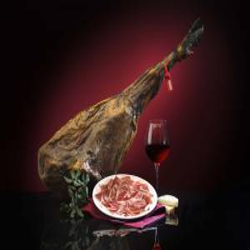 Acorn Iberian Ham 8k Sierra gaditana
