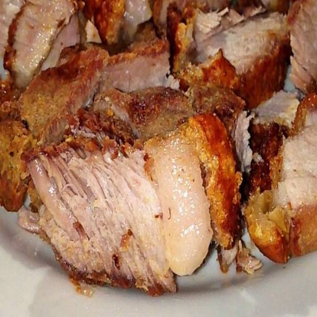 Iberica cured bacon 2.5k