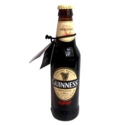 cerveza GUINESS ORIGINAL 33CL.