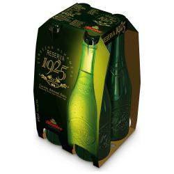 Cerveza ALHAMBRA RESERVA 1925 (Pack 4 x 33 cl)
