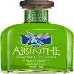 Absinth GREEN 70º B.70 CL