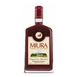 MIURA liqueur de cerise BOT. 70cl.
