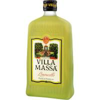 VILLA MASSA licor de limón botella 70 cl