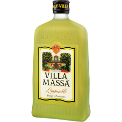 Villa Massa lemon liqueur bottle 70 cl