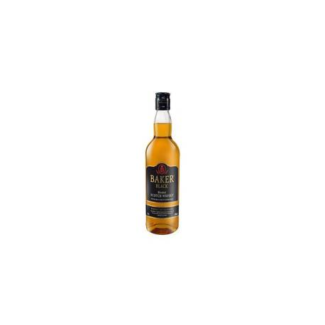 whisky baker black bot 70cl