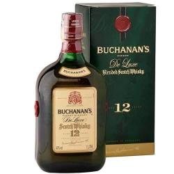 WHISKY BUCHANAN'S 12 AÑOS 1L