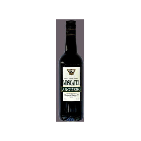SHERRY MOSCATEL ARGUESO 75 CL