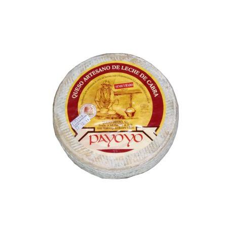 Queso de Cabra semicurado Payoyo