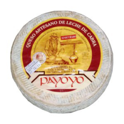 Cheese of sheep semitreated Payoyo 2kg.