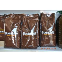 Buencafé entkoffeinierten 100% Paket 1 K.