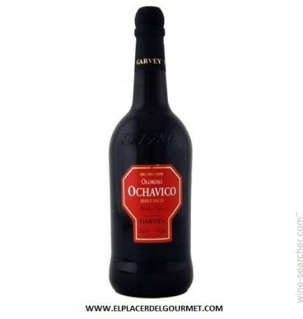 SHERRY OLOROSO OCHAVICO 75 CL.