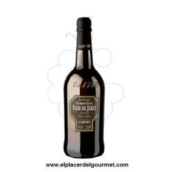Oloroso Sherry Wein süße Blumen Jerez Creme 75CL. Garvey Weinkellereien .
