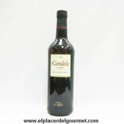 WINE DO Jerez-Xéres-Sherry CREAM CANDELA 75 CL.