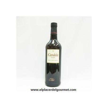 SHERRY CREAM CANDELA 75 CL.