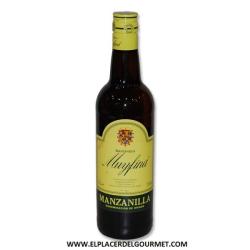 sherry MANZANILLA MUY FINA BARBADILLO 70 cl. D.O. Jerez Xérès Sherry