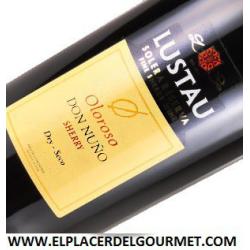 Sherry Wine  DON NUÑO OLOROSO 75 CL.