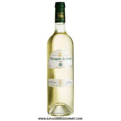 MARQUES DE IRUN vin blanc 75 CL.