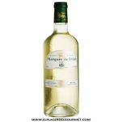 MARQUES DE IRUN white wine 75 CL.