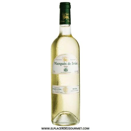 MARQUES DE IRUN WHITE 75 CL.