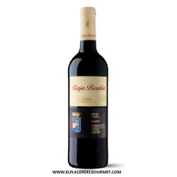 vino tinto Rioja reserva Bordon  75 cl. bodegas franco-españolas.