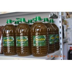 Flasche 5 Liter spanisches Olivenöl